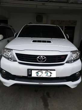 Fortuner VNT TRD Matic 2014 TT 2011 || 2012 || 2013