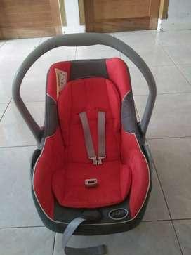 Carseet baby bisa semua jenis mobil