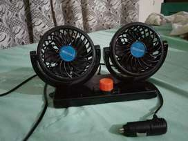 Rotatable fans