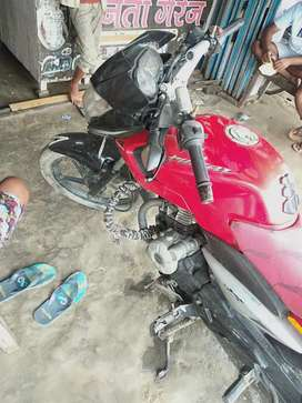 Baike in good condition,model 135 cc,