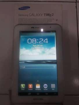 Samsung Galaxy Tab 2 7.0 16 GB White Wifi + Cellular