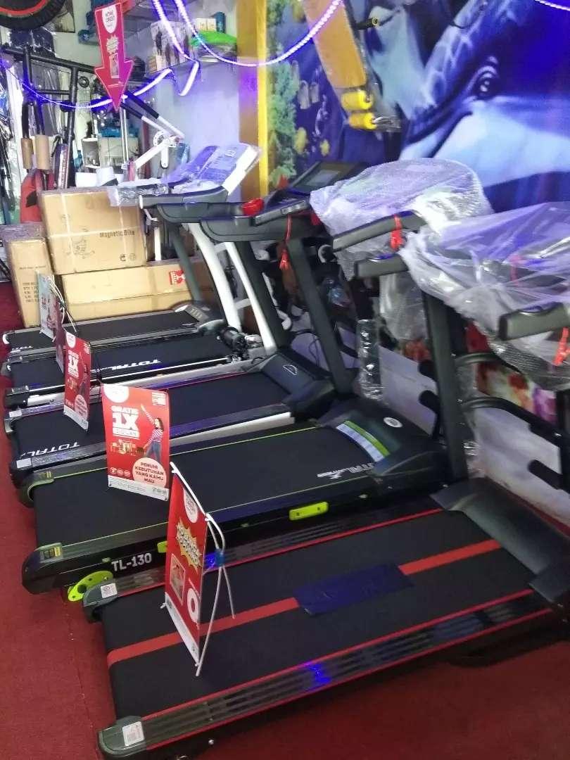 Treadmill/Sepeda Statis, dll 0