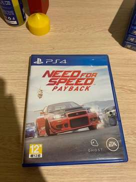 BD PS4 PS 4 Need For Speed Payback
