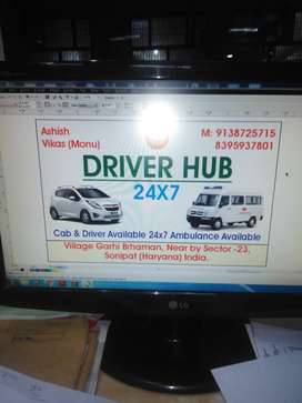 Driver cab.. Taxi private.   Etc