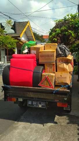 Jasa angkut barang Lintas kota Wonosari-Jogja