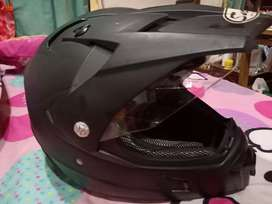 Helm snail supermoto