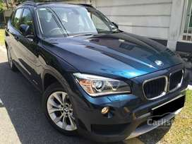 BMW X1- immaculate condition, rarely used, less milage