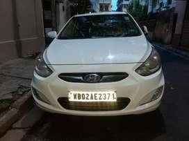 Hyundai Verna Fluidic 1.4 CRDi EX, 2013, Diesel