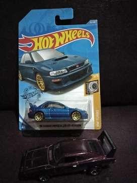 Hot wheels Subaru Imprezaa