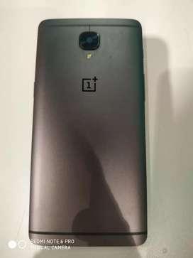 New OnePlus 3T 6GB Ram 64GB memory
