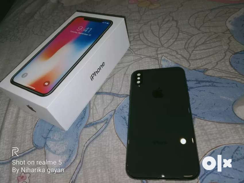 Iphone X 5 months old 0