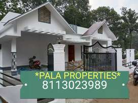 BEAUTIFUL BRAND NEW /*HOUSE SALE IN PALA /PONKUNNAM HIGHWAY/* NEAR
