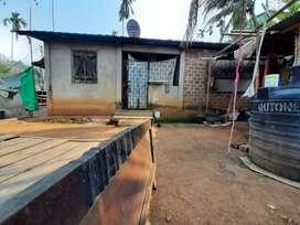 Eksonia land with house