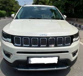 Jeep Compass 2.0 Limited, 2018, Diesel