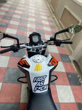 KTM Duke 200 in immaculate condition for sale