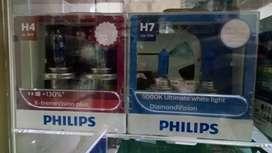 Lampu Philips Upgrade Variasi Halogen