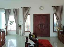 Gorden Korden Tirai Hordeng Curtain Blinds Gordyn Wallpaper Dinding