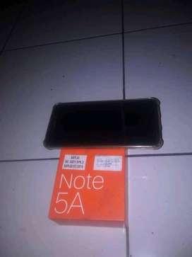 Xiaomi note 5a new