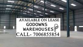GODOWN AVAILABLE ON RENT ON MAIN ROAD CHOWADI 500 MTRS FROM HIGHWAY