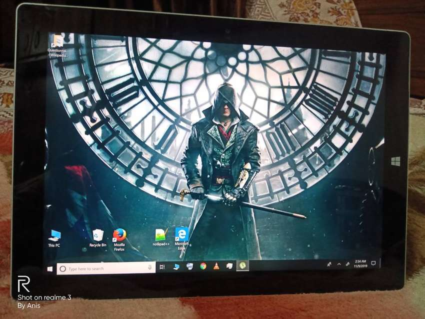 Ms Surface 3 Tablet 0