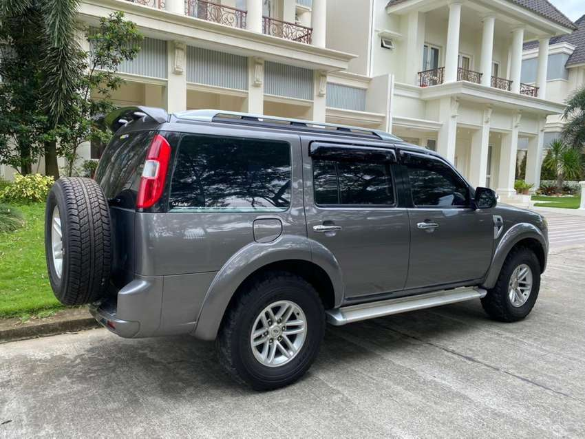 Ford everest 4x4 2010 0