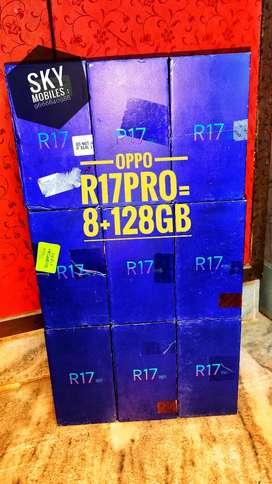 Sky mobiles, oppo R17pro 8gb ram 128gb brand new condition