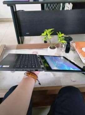 "Lenovo Yoga 310-11IAP Black - Intel N3350,4GB,1TB,11.6""Touch,Win10"