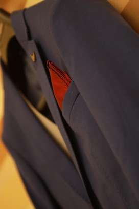 Coat and suit for men