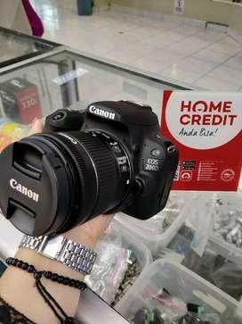 Kredit Kamera Canon Eos 200D