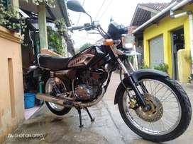 Yamaha rx king thn 2003 pajak idup