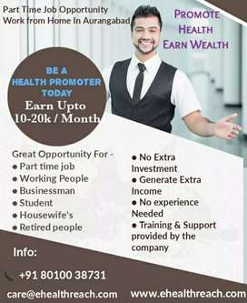Health promoter