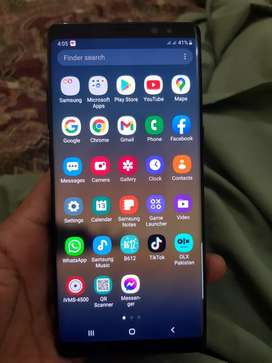 Note 8 officially approved