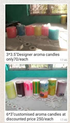 Candle making sillicon and aluminium moulds,wicks all size, colour,wax