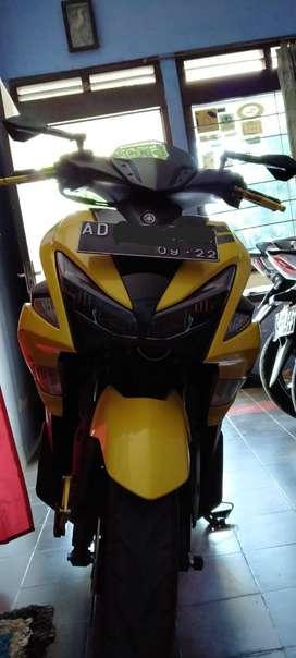 Yamaha aerox 155 istimewa