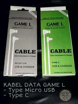 Kabel Charger Game Model L