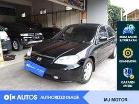 [OLX Autos] Honda civic VTi-s M/T 2002  Hitam #MJ Motor