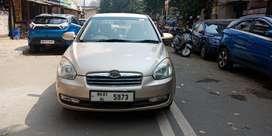 Hyundai Verna Xi ABS, 2009, Petrol