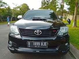 Fortuner 2.4 G diesel 2011 full up grade