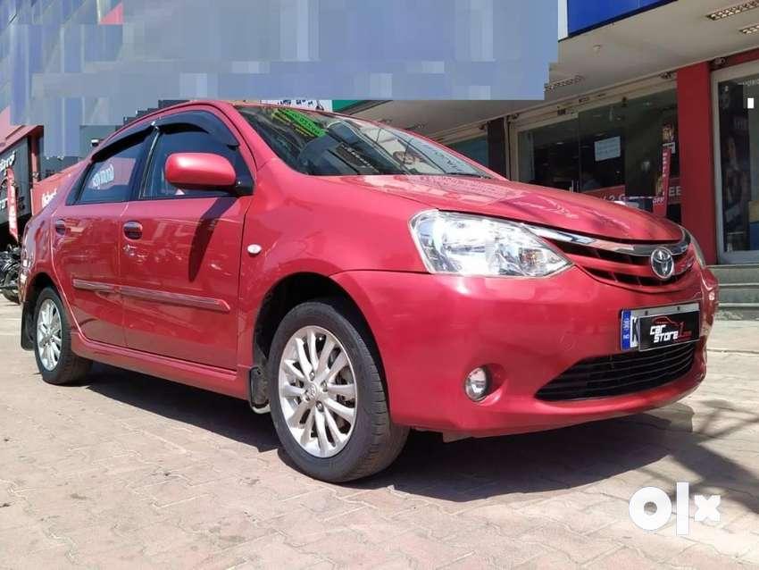 Toyota Etios VX, 2011, Petrol 0