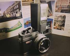 Kamera Analog Canon QL17 Giii