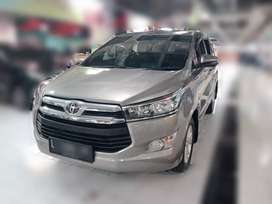Toyota kijang Innova 2.4 G Disel Manual 2017 KM 25rb an asli