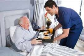 Patient care taker job in patna