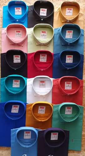 Branded mix lot shirt,s only for wholesalers