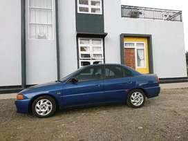 bismillah dijual lancer Evo 4 tahun 2000 akhir sangat terawat