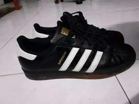 Adidas Superstar (Black)