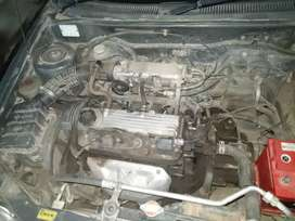 Old model bleno car all SPARE PARTS AVAILABLE IN CHANDIGARH