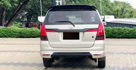 Innova back bumper  skirting