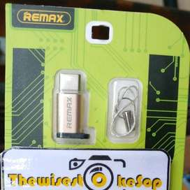 Adapter OTG Remax Micro to Type-c