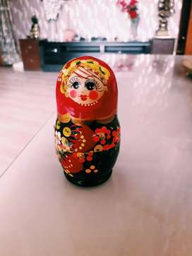 Traditional Russian Doll