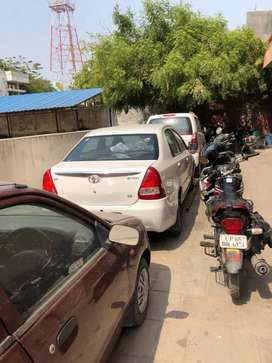 Toyota etios in very good condition first owner...petrol